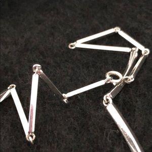 Jewelry - SALE 💗 VINTAGE STERLING SILVER CHOKER